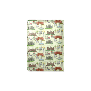 Anne Boleyn Homes A5 custom notebook/journal