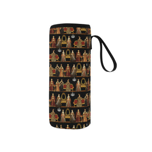 Six Wives Neoprene Water Bottle Pouch/Small