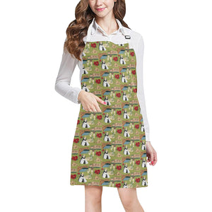 Catherine of Aragon All Over Print Apron