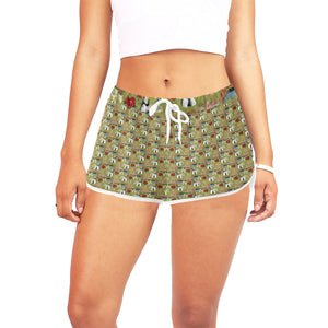 Catherine of Aragon Andalucian Princess Relaxed Shorts