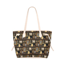Henry VIII Clover Canvas Tote Bag