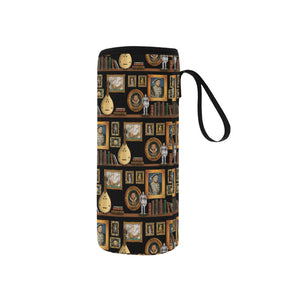 Henry VIII Neoprene Water Bottle Pouch/Small