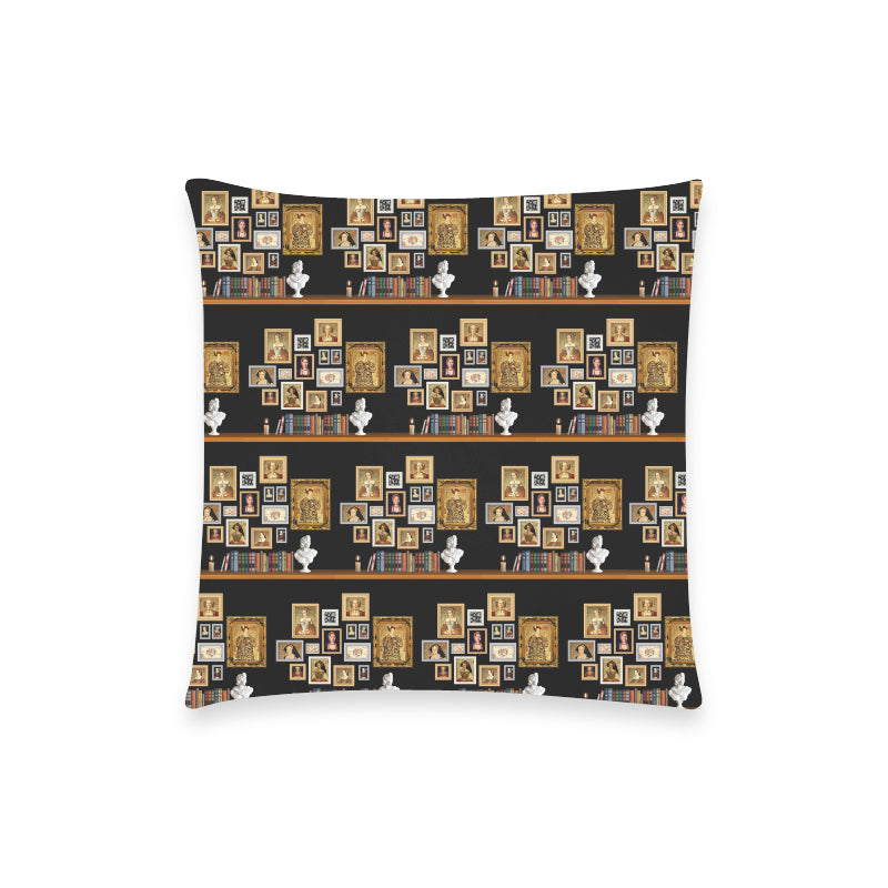 Six Wives Portrait Custom  Pillow Case 18
