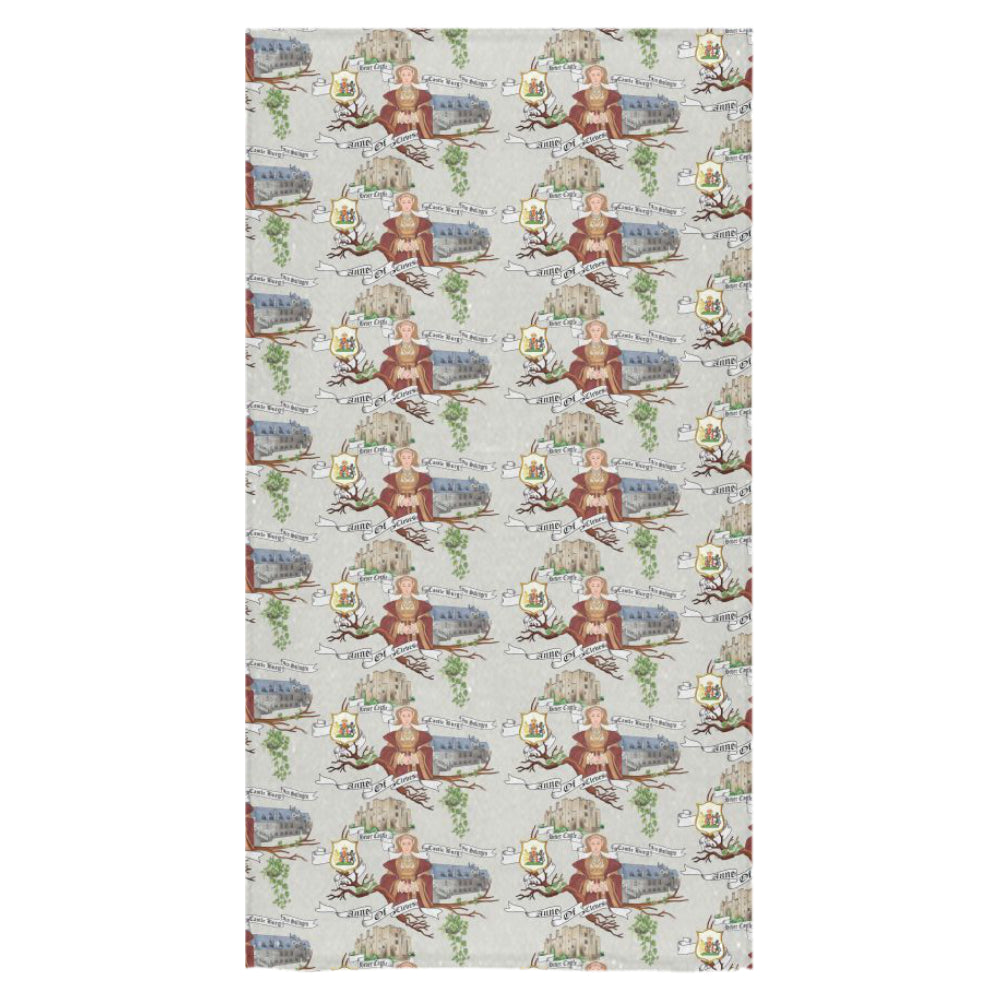 Anne of Cleves Bath Towel 30