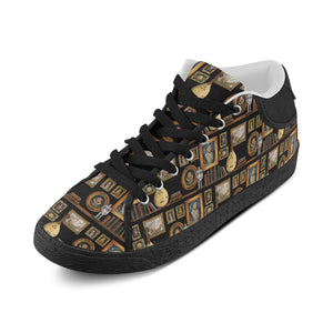 Henry VIII High Top Chucks