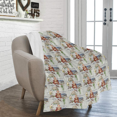 Anne of Cleves Ultra-Soft Micro Fleece Blanket 50