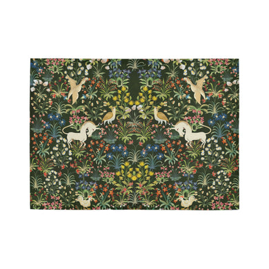Unicorn Area Rug 7'x5'