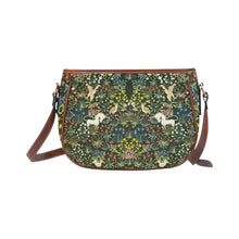 Unicorn Tapestry Saddle Bag/Large