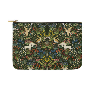 Unicorn Carry-All Pouch 12.5''x8.5''