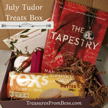 Treasures from Bess: Monthly Delivery of Tudor Treats!