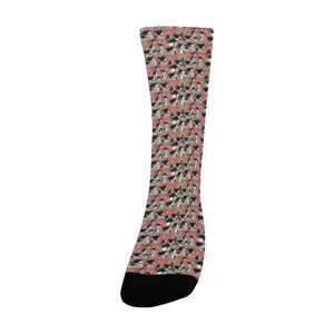 Medieval Village Women Socks
