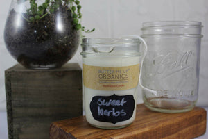 Soy Wax Essential Oil Candle Extra Long Burning