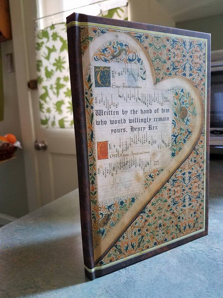 The Henry VIII and Anne Boleyn  Love Journal