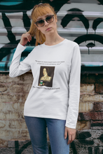 Anne Boleyn Pumpkin Spice Long sleeve t-shirt