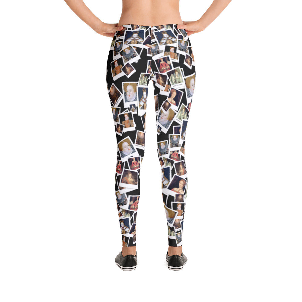 The Elizabeth Portrait Leggings