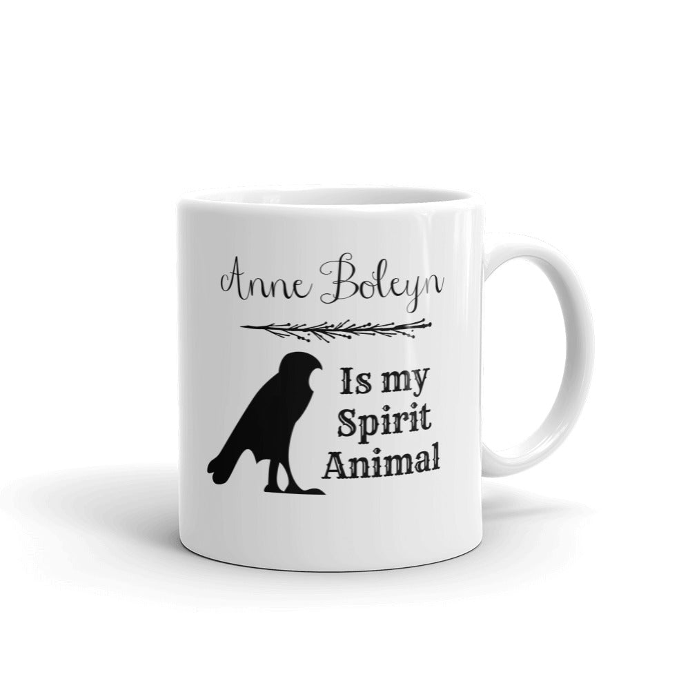 Anne Boleyn is my Spirit Animal Mug