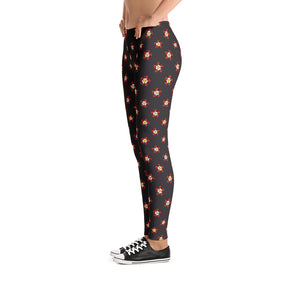 """Tudor Rose"" Leggings"
