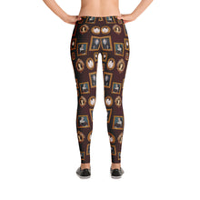 Kickass Tudor Women Portrait Leggings