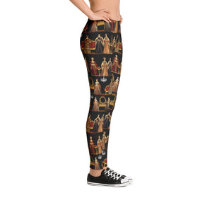 The Six Wives Dinner Party Leggings