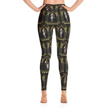 """My Tudor Boyfriend"" Yoga Leggings"