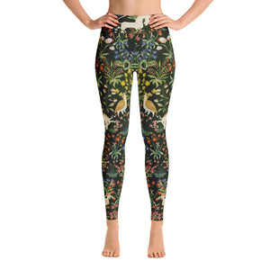 Unicorn Tapestry Yoga Leggings