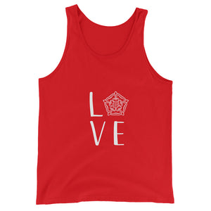 Tudor Love Tank Top