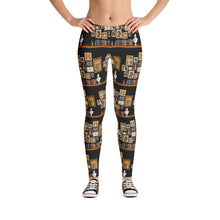The Six Wives Portrait Leggings