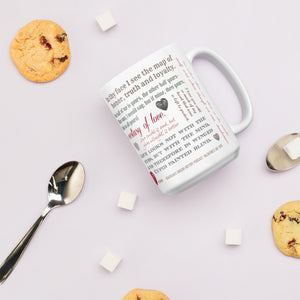 Shakespeare Love Mug 2019