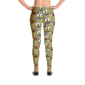 Catherine of Aragon Andalucian Princess Leggings
