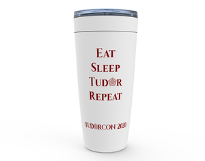Tudorcon 2020 Travel Viking Tumbler