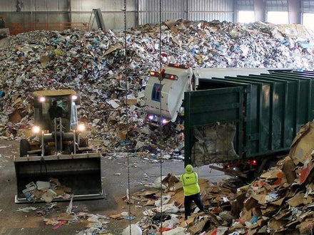 What Single Stream Recycling Means For Remanufacturing