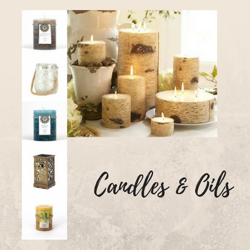 Candles & Oils