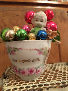"Vintage ""For A Good Child"" Tea Cup"