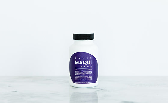 Super Maqui Plus™ with Delphinol®