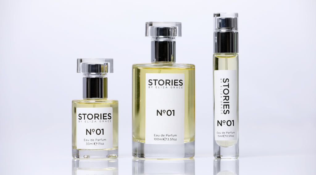 The Story Behind Fragrance No  1 | Stories by Eliza Grace