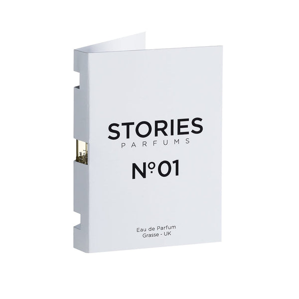 STORIES Nº.01 Eau de Parfum 1.5ml