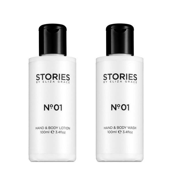 STORIES Nº.01 Hand & Body Travel Duo