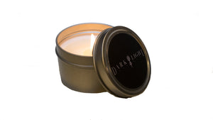 Goat's Horn (Vetiver & SandalWood) 4oz Travel Tin