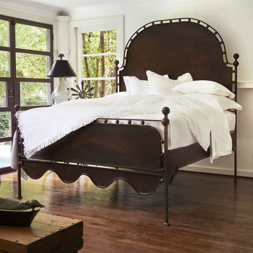 English Empire Bed