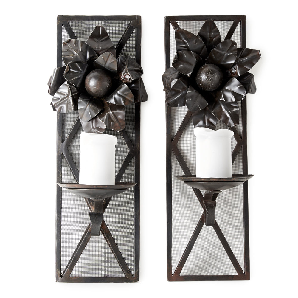 Guadalupe Rose Sconce