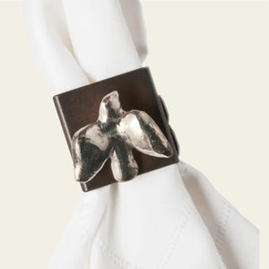 Golondrina Napkin Ring (set of 4)