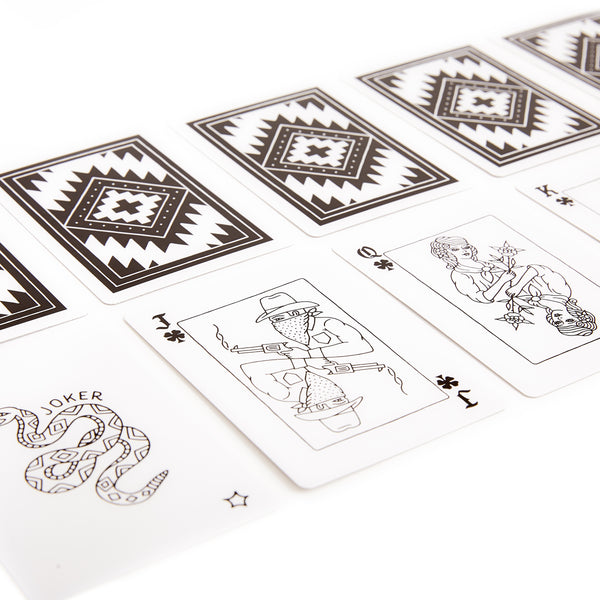 the Luckiest Deck of Cards - Lucky Bastard Co