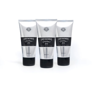 the 3 Pack Sunscreen Lotion - Lucky Bastard Co