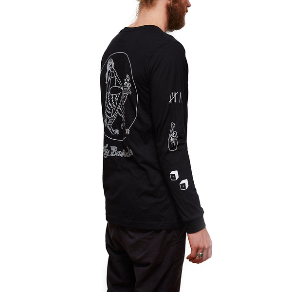 the Dream Catching Eye Long Sleeve
