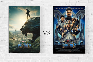 Black Panther Poster Battle
