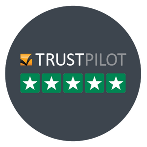 We are on Trustpilot