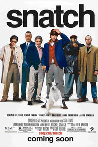 Snatch Poster - egoamo.co.za