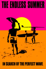 The Endless Summer Poster - egoamo.co.za