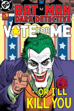 DC Comics - Joker Vote for me Poster - egoamo.co.za
