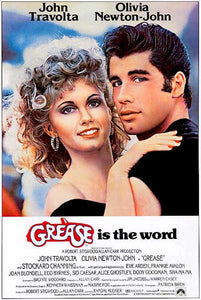 Grease Poster - egoamo.co.za